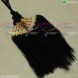 Accessories for Hair Jada Kunjalam LCT Stones Kuppulu Shop Online
