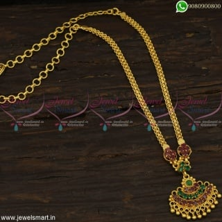 Attigai Style Gold Plated Necklace At Wholesale Prices Jewellery Gifting Ideas