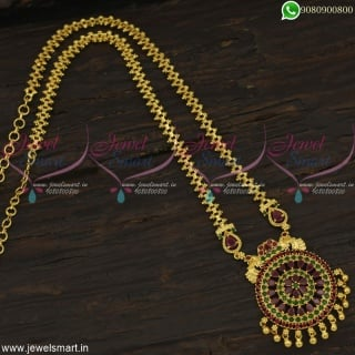 Custom Designed Dollar Chains For Women Gold Covering Fashion Jewellery Wholesale Online CS22680