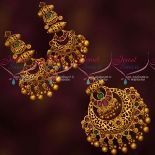 Designer Jewellery Antique Pendant Set Latest Handmade Artificial Collections Online PS18894A