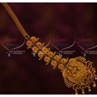 Exceptional Temple Maang Tikka Bridal Jewellery Nethichutti For EliteT12864A