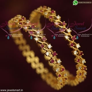 Gold Jewelry Bangles Design Daily Use In Imitation Collections Online B19114