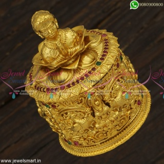 Incredible Sindoor Box For Wedding That Invites Guests With Beautiful Workmanship