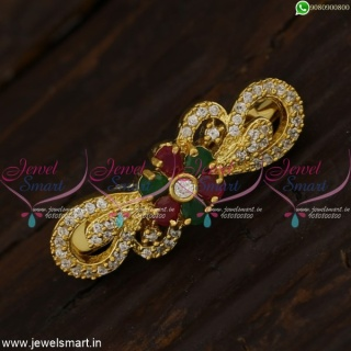 Latest Fasion Design Saree Brooch New Design Fashion Accessory For Women Online SP21429