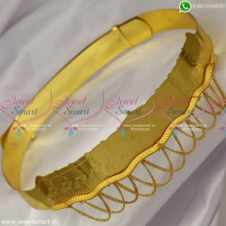 Simple Low Price Hip Belt Oddiyanam For Babies Kids Girls and Adults Sizes Available H23269