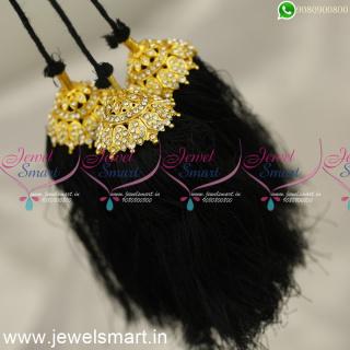 Marriage Hair Kuppulu Jewellery Accessories Popular Jadai KunjalamJK24344