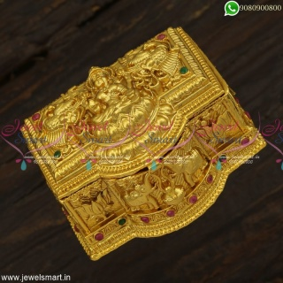 Nagas Sindoor Box For Wedding Exclusive One Gram Gold Real Finish Collections Online