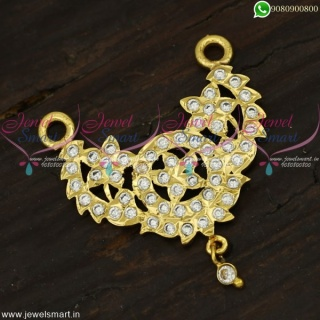 Beautiful Getti Metal Pendant for Gold Chain Latest Designs Small SizePS22127