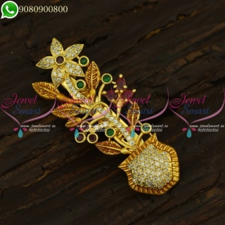 Saree Brooch Artificial Fancy Jewellery Accessory Suppliers Online SP21145
