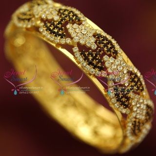 B4362M 2.6 Size Broad White Maroon Grand Single Piece Bangles Buy Online