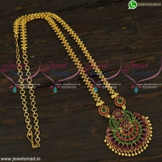 Valuable Imitation Jewellery at Wholesale Prices Handmade Chain Pendant Online